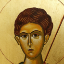 Hand-painted Icon Saint Dimitar